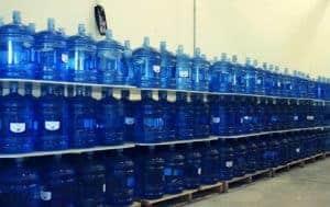 CAS Bottle Pallet